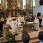 Erstkommunion – Von Jesus verwandelt