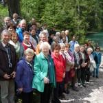 Grüner See 160515 (4) (Ausflug, Wallfahrt, Gemeinschaftserlebnis)