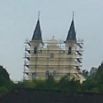 Außenrenovierung der Walfahrtskirche