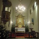 Weihnachten in der Wallfahrtskirche