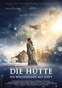 Die Hütte_Filmplakat
