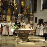 Ökumenischer Wortgottesdienst mit dem evangelischen Superintendenten Lars Müller-Marienburg