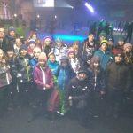 Ministranten auf dem Eislaufparkett