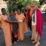 Spende der KFB in Indien übergeben